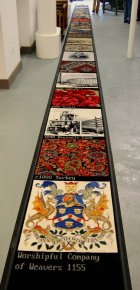 Weaving the Town: Kidderminster's history in carpet