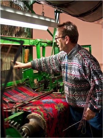 Life at the loom