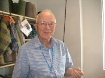 Roger - Hand Loom Weaver