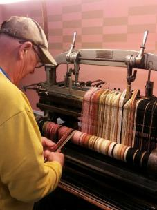 Mark - Spool Axminster Weaver